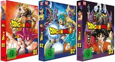 Dragonball Super - Box 1-3 - Episoden 1-46 - DVD - NEU