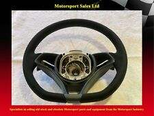 McLaren Alcantara Steering Wheel with Paddle Shift Controls