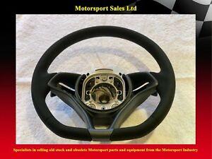 McLaren Alcantara Steering Wheel with Paddle Shift Controls