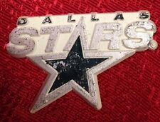 Dallas Stars Rubber Team Logo Magnet NHL Fridge Standings Vintage