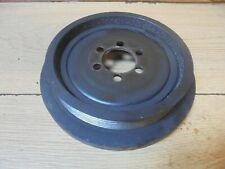 BMW 3 SERIES 325i E90 2006 2.5 6CYL N52 CRANK SHAFT BOTTOM PULLEY 7519628-05