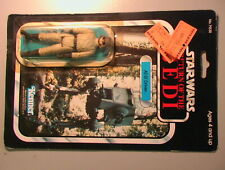 Star Wars VINTAGE 1983 AT-ST Driver Mint on Sealed Punched Card Kenner C-6 ROTJ!