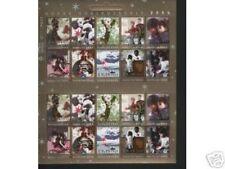 Nederland V2306-2315 decemberzegels 2004  gestempeld