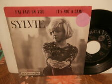 "sylvie vartan""j'ai fait un voeu""single7""juke-box.07/65 or.fr.rca victor:46076"