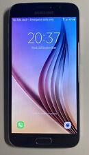 Samsung Galaxy S6 SM-G920F — 32GB - Black (Vodafone) Smartphone