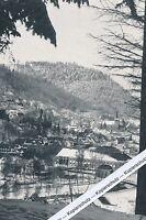 Bad Liebenzell - Gesamtansicht - um 1950 - oder früher - selten