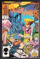 Fallen Angels #8 (Nov 1987, Marvel) Limited Series
