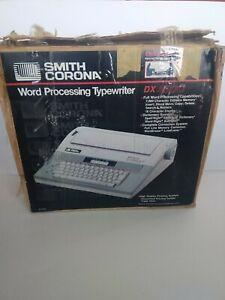 Smith Corona Word Processing Typewriter  DX 4500 WITH BOX