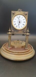 Very early 400 day clock with Anton Harder patent and disc pendulum Restoration