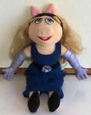 40 cm tall Miss Piggy Doll Igel Junior toys Jim Henson The Muppet Show Muppets
