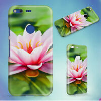 AQUATICBLOOMING BLOSSOM HARD BACK CASE FOR GOOGLE PIXEL PHONE
