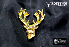 *** Special Edition Stags Head Pin ***