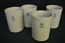 QTY 4 - Fisher IEC 2039 Centrifuge Rotor Bucket Adapter - TWO PAIRS