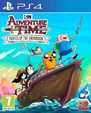 Hora De Aventura: piratas de el Enchiridion (PS4) Nuevo Y Sellado-Envío rápido