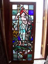 Garden of Gethsemane Stained glass window (Sg 1429)