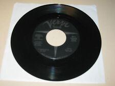 SOUL 45RPM RECORD -CAROLE BENNETT W/ THE SATUSFIERS - VERVE 10095