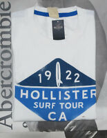 NWT HOLLISTER HCO Men's Muscle Slim Fit Mussel Shoals T Shirt Tee By Abercrombie