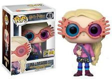 SDCC 2017 Exclusive POP! Movies Harry Potter Luna Lovegood with Glasses In Stock