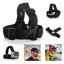 SJCAM headband mounting strap Adjustable for GoPro Hero 5 4 3 accessory  elastic
