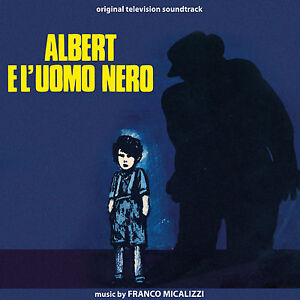 ALBERT E L'UOMO NERO CD Ost Soundtrack Colonna Sonora Franco Micalizzi