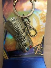 Avengers Infinity War Thanos Infinity Gauntlet Key Chain by Monogram IN STOCK