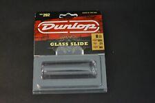 Dunlop 202  BOTTLENECK EN VERRE Ring Size 8 Tempered Glass Slide