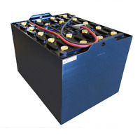 Electric Forklift Battery, 18-85-21, 36 Volt, 850 Ah