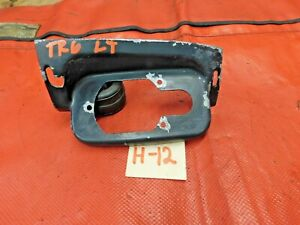 Triumph TR6, Lucas Left Front Turn Signal & Parking Light Mounting Bracket 75-76