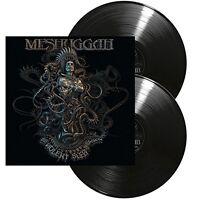 MESHUGGAH - THE VIOLENT SLEEP OF REASON BLACK VINYL 2 VINYL LP NEU