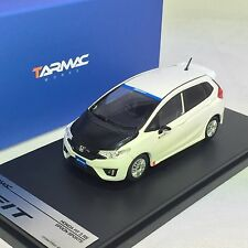 1/43 IXO Tarmac Honda Jazz Fit 3 RS Spoon Sports 2014 White T10-WH