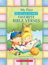 Read and Learn: Favorite Bible Verses by Mary Manz Simon (2008, Hardcover)