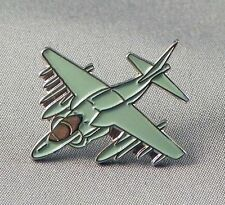 HARRIER JUMP JET   PIN BADGE