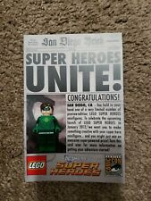 #11 Linterna Verde-totalmente Nuevo Minifiguras Lego Dc Super Heroes 71026