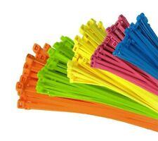 Fluorescent Câble Attache Nylon Plastique Bretelles Paquet De ; 20, 40, 60, 100,