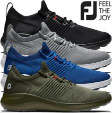 FootJoy Flex XP Mens Waterproof Mesh Spikeless Golf Shoes