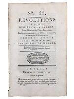 Benjamin Franklin USA 1790 Provins Lafayette Londres Tours Nîmes Révolution