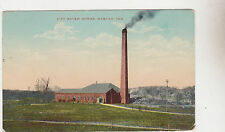 Wabash,Indiana,City Water Works,c.1909