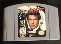 Goldeneye 007 James Bond Nintendo 64 N64 Video Game 1997