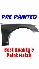 New PRE PAINTED Passenger RH Fender for 2009-2012 Audi A4 w FREE Touchup