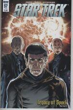 Star Trek #57 comic book JJ Abrams movie TV show series