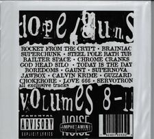 Dope Guns 'n Fucking in The Streets Volumes 8-11 Various Audio CD