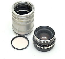 Carl Zeiss Jena Biometer 80mm f2.8 Lens Pentacon Six Mount