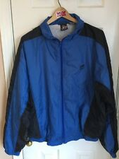 JCPenney USA Olympic Apparel Blue/Black Windbreaker Men's XL (46-48)