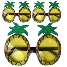 2 X Pineapple Hawaiian Novelty Beach Sun Glasses Hen Stag Party Fancy Dress Qr01