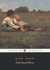 Pudd'nhead Wilson (English Library),Mark Twain,Malcolm Bradbury