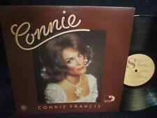 """Connie Francis """"Connie"""" Double LP"""