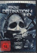 Final Destination 4 in 3D inkl. Brillen - 2 DVD's Sofortversand!!!