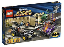LEGO 6864 ~ Super Heroes ~ BATMAN ~ THE BATMOBILE TWO-FACE CHASE ~ Retired ~