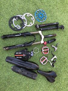 mountain bike Parts Job Lot