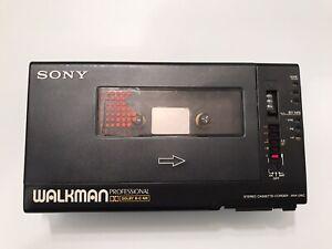 Walkman Sony Professional WM-D6C